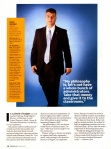 Article about Doug Wagner in Biz 941 Magazine