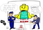Cartoon about Ego Leonard